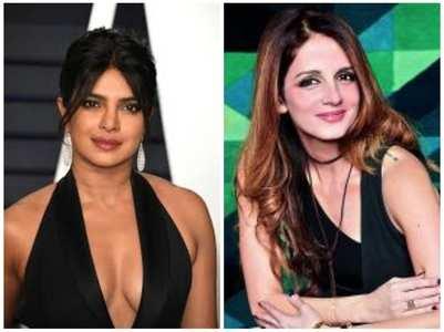 Sussanne Khan calls Priyanka an inspiration