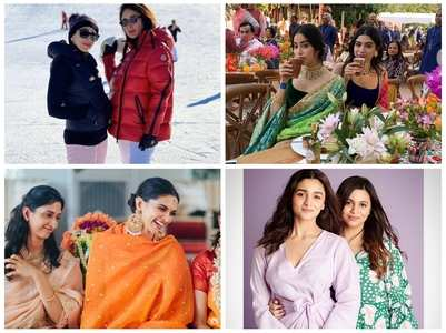 Top 10 stylish sister duos of Bollywood