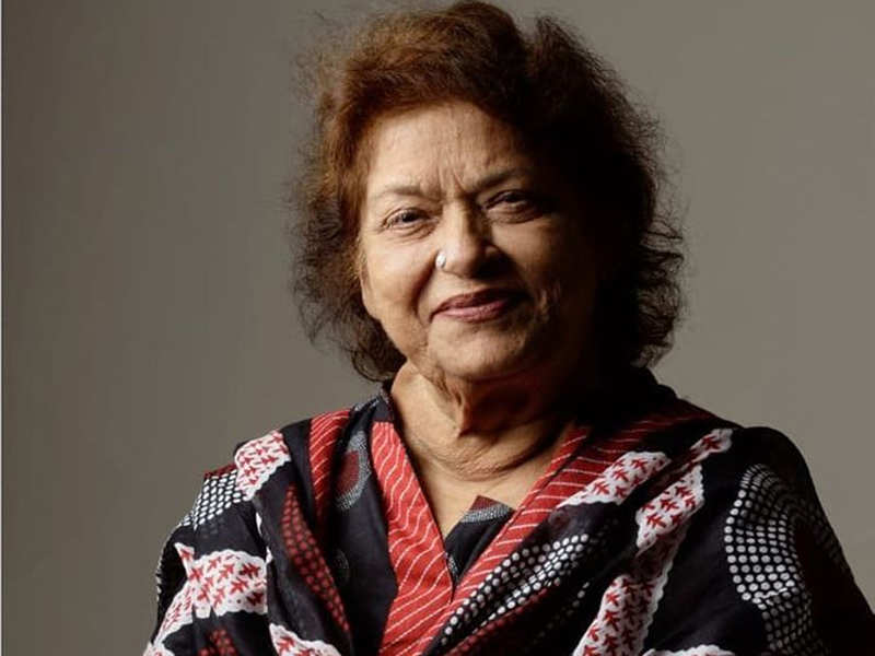 """Exclusive! Saroj Khan's daughter Sukaina shares her mother's thoughts on the recreation of her signature steps, """"Mom was old school"""""""