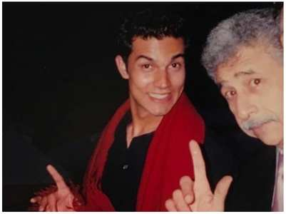 Randeep's special post for Naseeruddin Shah