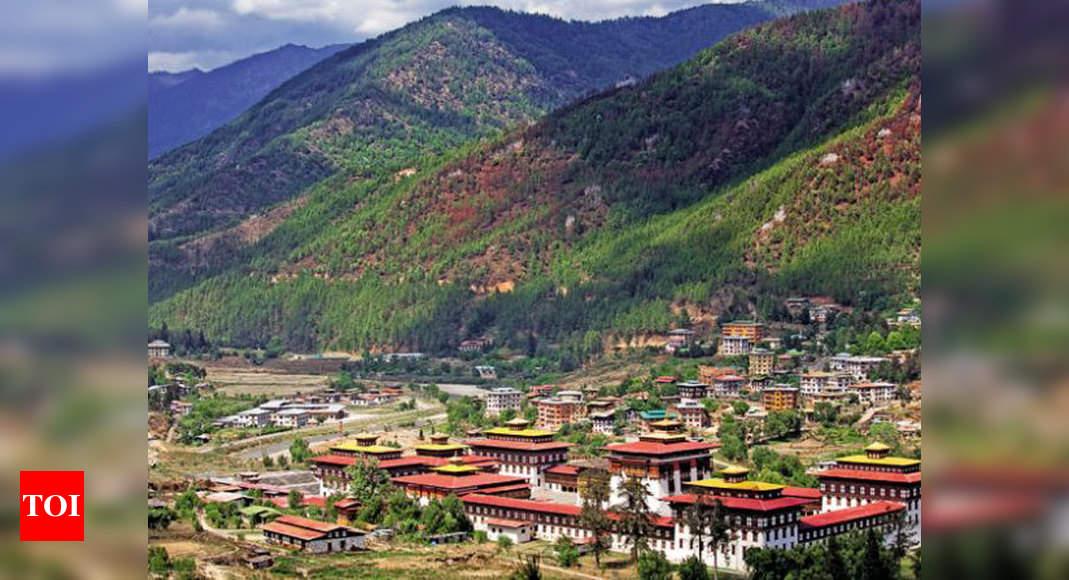 China claims Bhutan land in its 'bid to pressure India' thumbnail