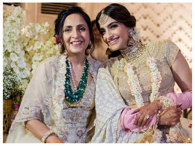 Sonam on lockdown routine with mom-in-law