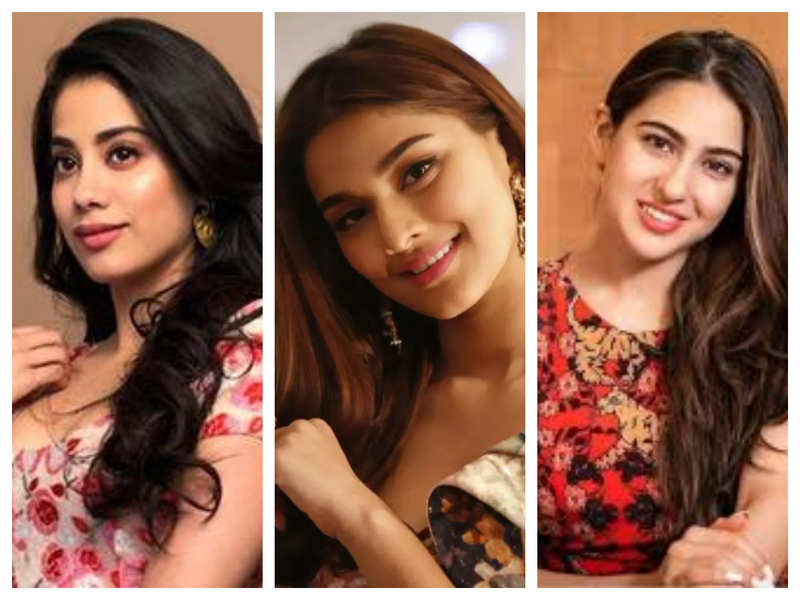 THIS is how Saiee Manjrekar says she learns from her contemporaries Sara Ali Khan, Janhvi Kapoor and others in Bollywood
