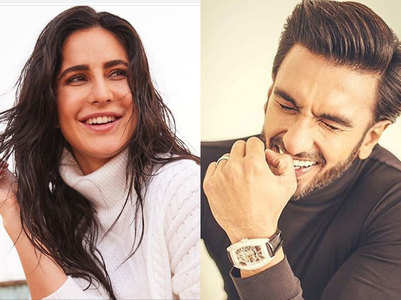 Katrina has the sweetest wish for Ranveer