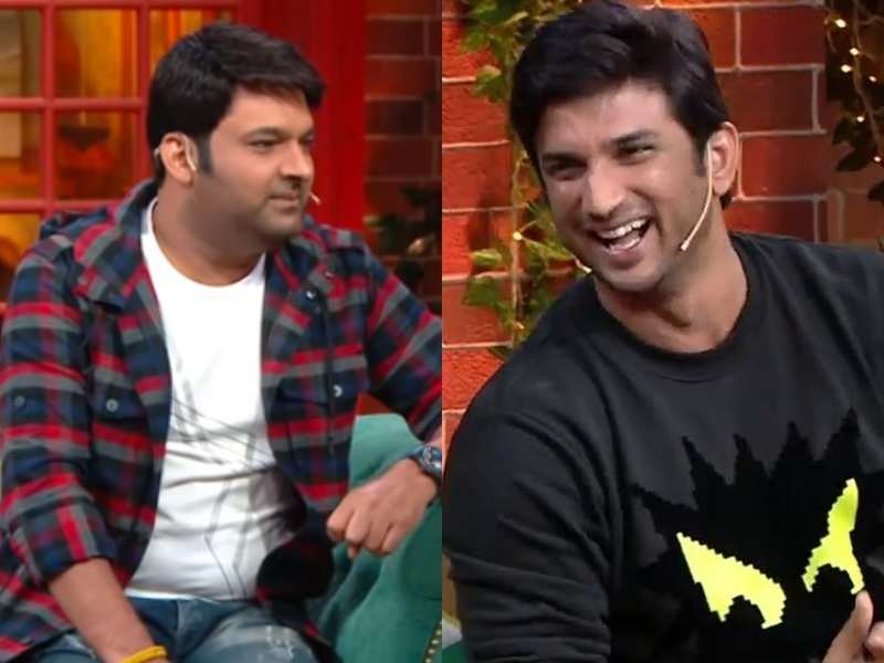 Throwback: When Kapil Sharma teased Sushant Singh Rajput for using his telescope to peek into his neighbours' homes