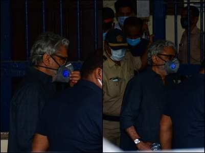 Sushant case: Bhansali reaches Police Station