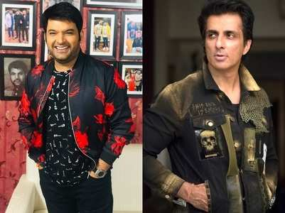 Sonu Sood to be one of the first guests on TKSS