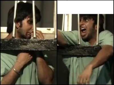 Throwback video of Ranveer from acting school