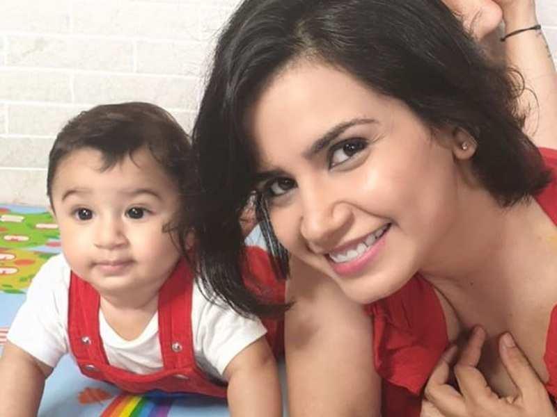 Taarak Mehta Ka Ooltah Chashmah's Rita Reporter aka Priya Ahuja Rajda pens a beautiful note on motherhood