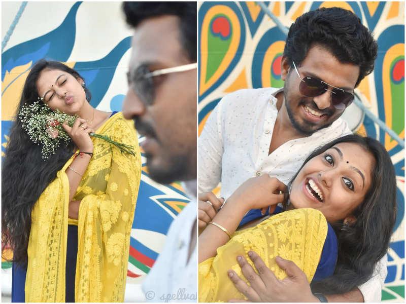 Kasthooriman actress Rebecca Santhosh shares an adorable note for beau Sreejith Vijayan on 4th love anniversary