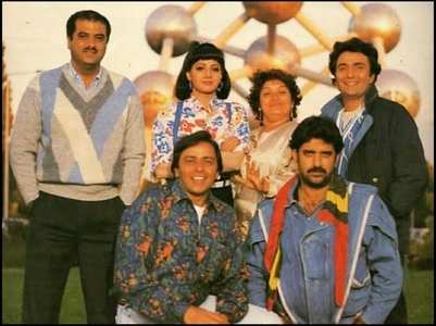 Boney Kapoor on THIS pic with B'wood icons