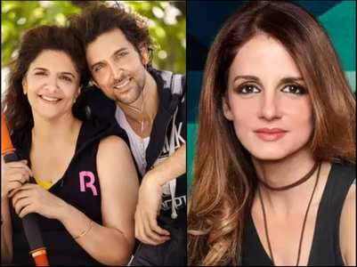 Sussanne is all praise for Hrithik's mother