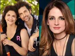 Sussanne Khan is all praise for Hrithik Roshan's mother Pinkie; calls her the 'sweetest mama'