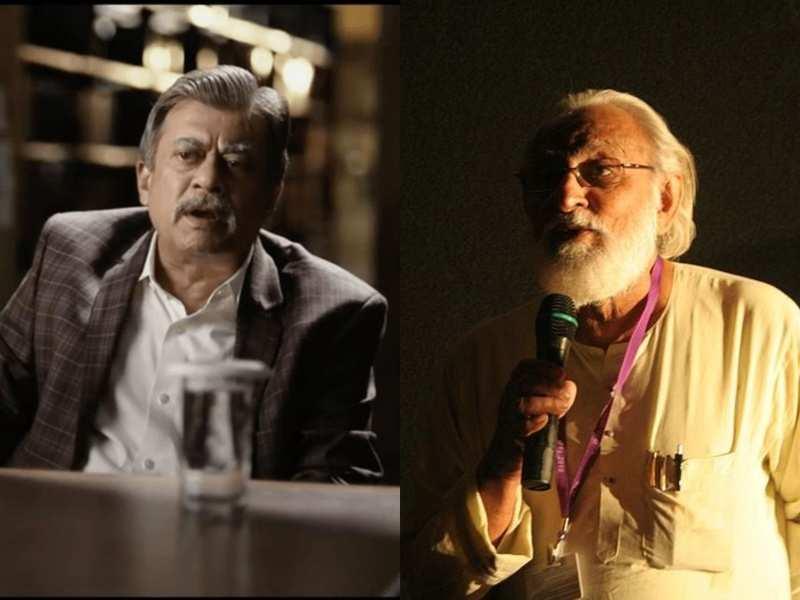 Anant Nag recalls his first memory of guru MS Sathyu