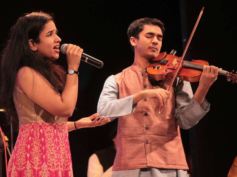 Ambi and Bindu Subramaniam excited about new song