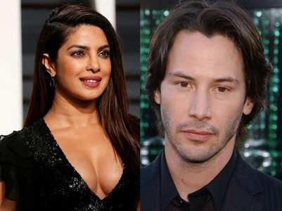 Priyanka to star in  Keanu Reeves' 'Matrix 4'