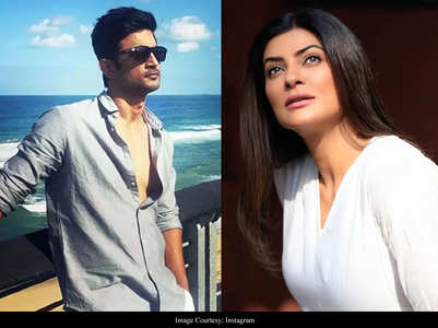 Sushmita pens a heartfelt note for Sushant