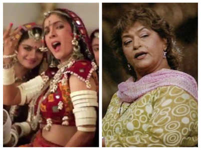 When Saroj Khan gave easy steps to Neena