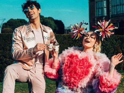 Sophie Turner's outing with hubby Joe Jonas