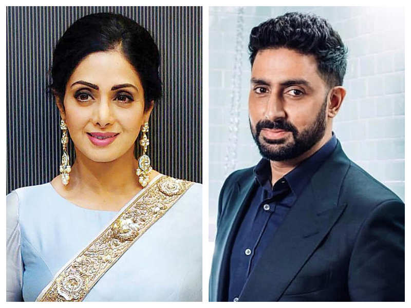 Throwback Tuesday: When Abhishek Bachchan watched Tamil version of his film 'Run' with Sridevi