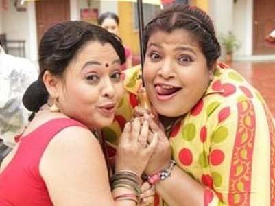 Taarak's Madhavi wishes Ambika on her b'day