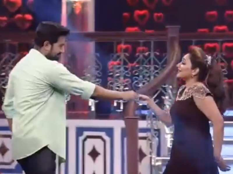 Watch: Anuragam actor John and Rimi Tomy's throwback romantic dance video is unmissable