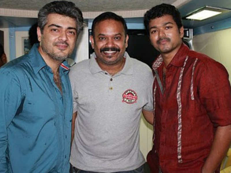 Vijay wanted to work with Venkat Prabhu after watching Ajith's Mankatha
