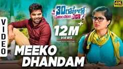 Check Out Popular Telugu Music Video Song 'Meeko Dhandam' From Movie '30 Rojullo Preminchadam Ela' Starring Pradeep Machiraju And Amritha Aiyer