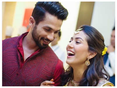 Mira's heartfelt anniversary post for Shahid