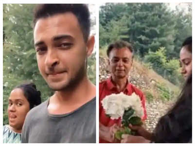Arpita & Aayush spend time in Himachal