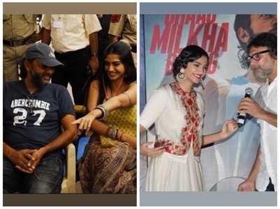 Sonam Kapoor wishes Rakeysh Omprakash Mehra