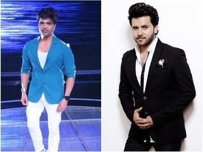 Himesh, Javed join 'Sa Re...' Li'l Champs
