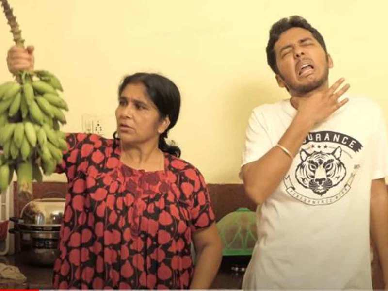Funtastic Films excited about project with hilarious Kaarthik Sankar and mom
