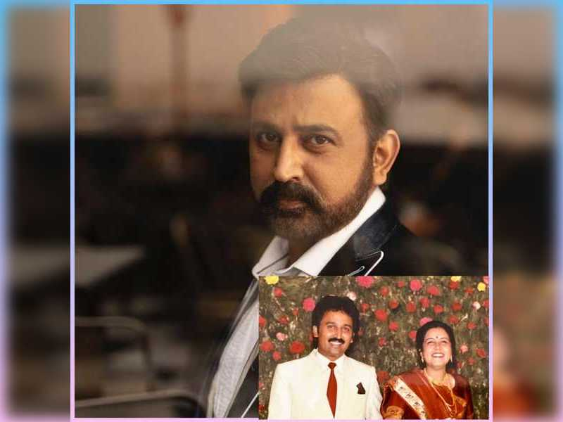 Ramesh Aravind shares a romantic post for his wife