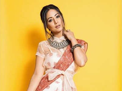 Hina: TV actors don't get fair chance in B'wood