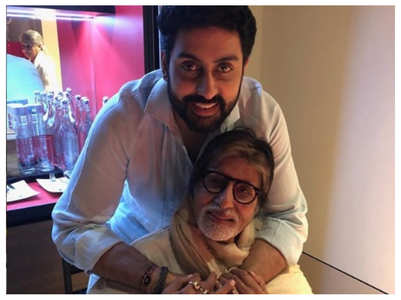 Abhishek on being Amitabh Bachchan's son