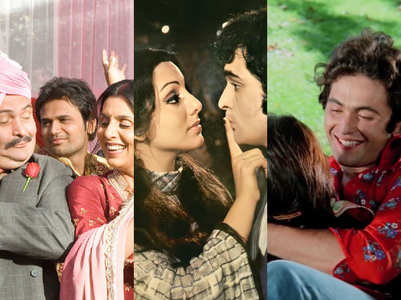 B'day Special: Top 5 movies of Neetu & Rishi