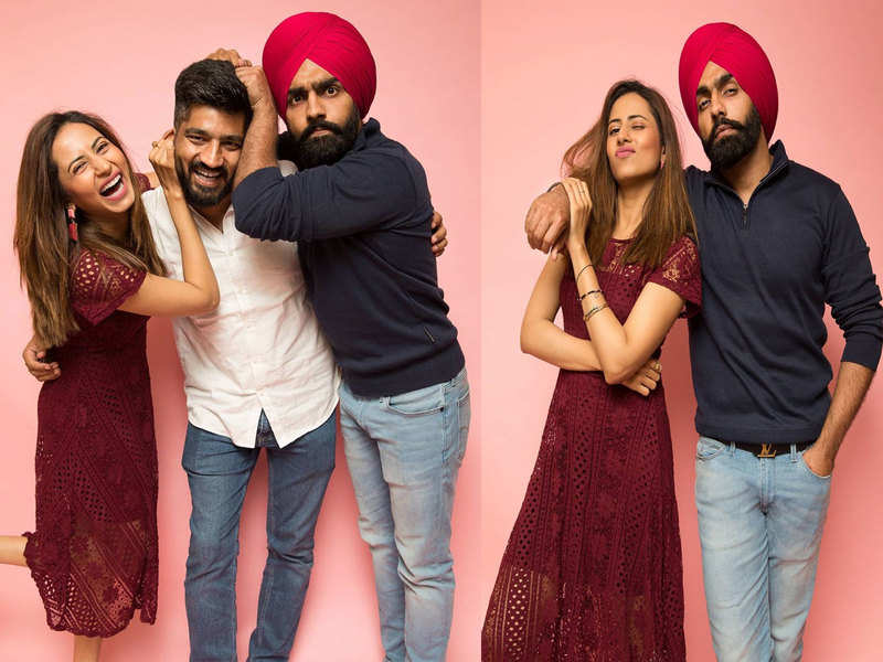 Qismat 2: Director Jagdeep Sidhu teases fans with a glimpse of the script