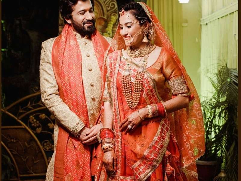 Kamya expresses affection for hubby Shalabh