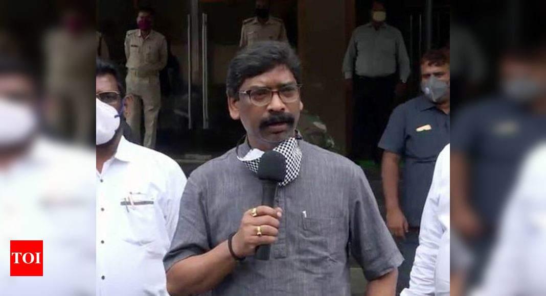 Jharkhand CM Hemant Soren goes into home quarantine