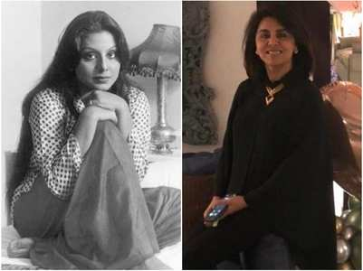 Lolo and Bebo wish Neetu on her birthday