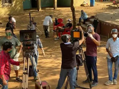 Incentives for resumption of film and TV