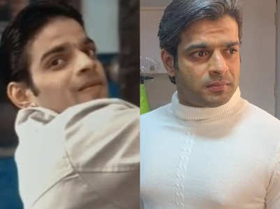 Karan Patel's video from original Kasautii