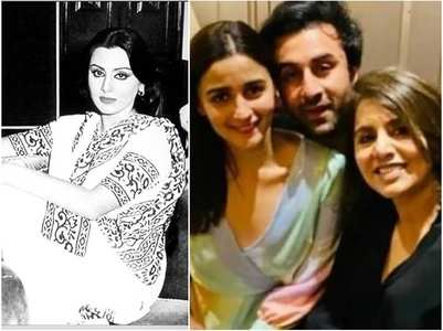 Alia wishes Neetu Kapoor on her birthday