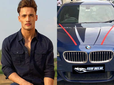 BB13's Asim Riaz purchases his 'dream' car