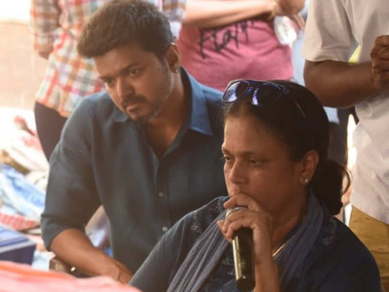 Vijay talks less, but his work speaks, says Brindha master