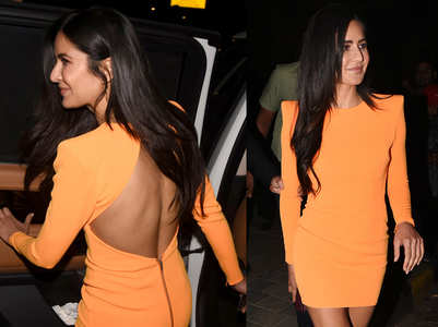 Katrina Kaif loves to flaunt her curves