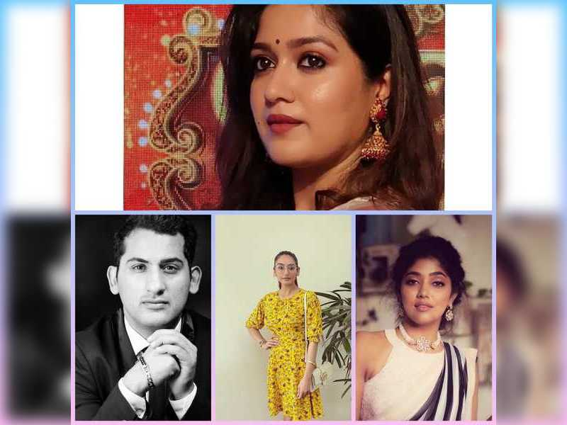 Sandalwood Celebs Extend Their Love To Meghana Raj On Her Latest Posts Kannada Movie News Times Of India