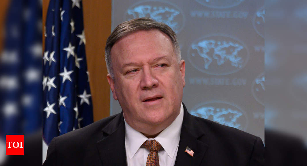 US commends India for responding to China's 'extremely aggressive actions', sanctions Beijing on Tibet journey restrictions | India Information – Occasions of India