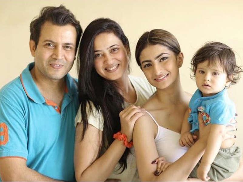 Shweta's husband Abhinav misses son Reyaansh